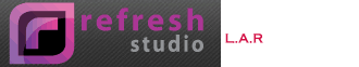 Refresh Studio Logo